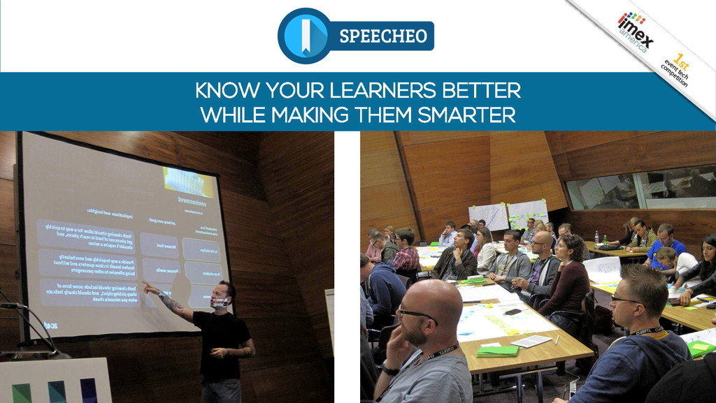 KNOW YOUR LEARNERS BETTER WHILE MAKING THEM SMA...