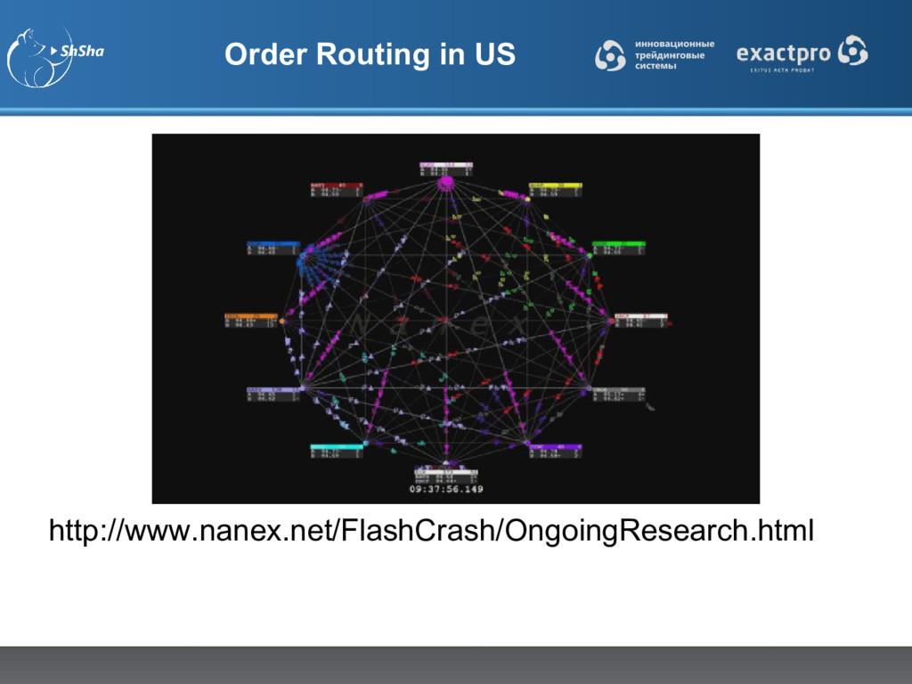 Order Routing in US http://www.nanex.net/FlashC...