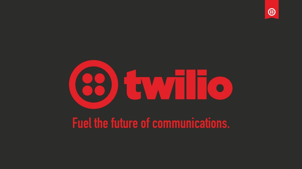 Fuel the future of communications.