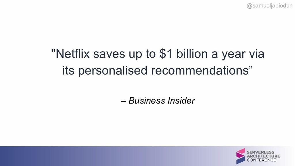 "@samueljabiodun ""Netflix saves up to $1 billion..."