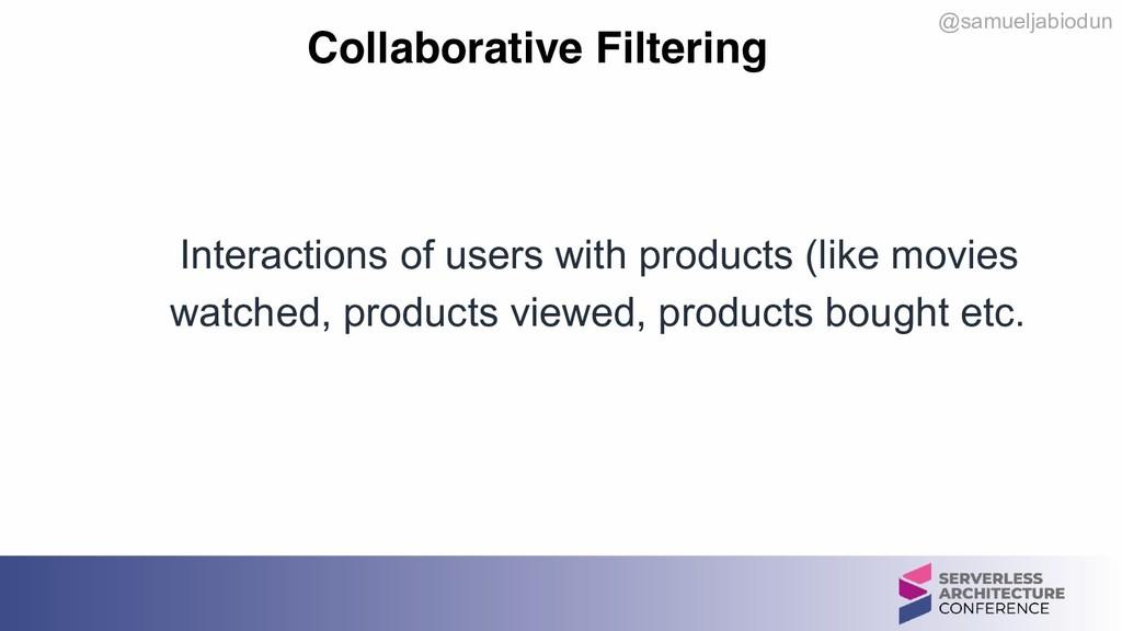@samueljabiodun Collaborative Filtering Interac...