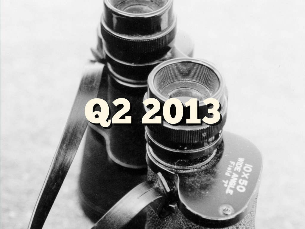 Q2 2013