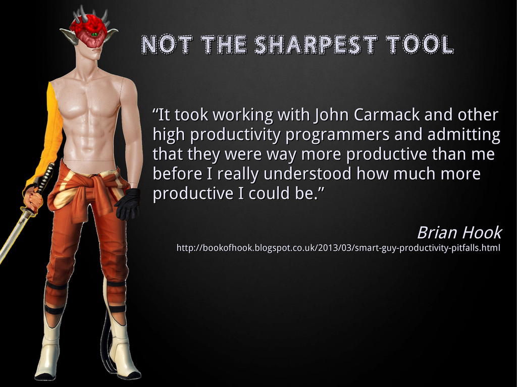 """NOT THE SHARPEST TOOL NOT THE SHARPEST TOOL """" """"..."""