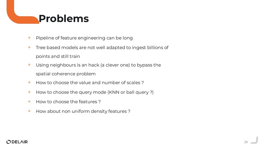 28 Problems + Pipeline of feature engineering c...