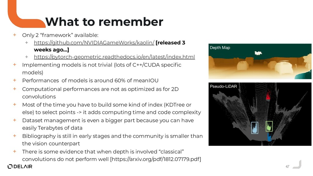 "47 What to remember + Only 2 ""framework"" availa..."