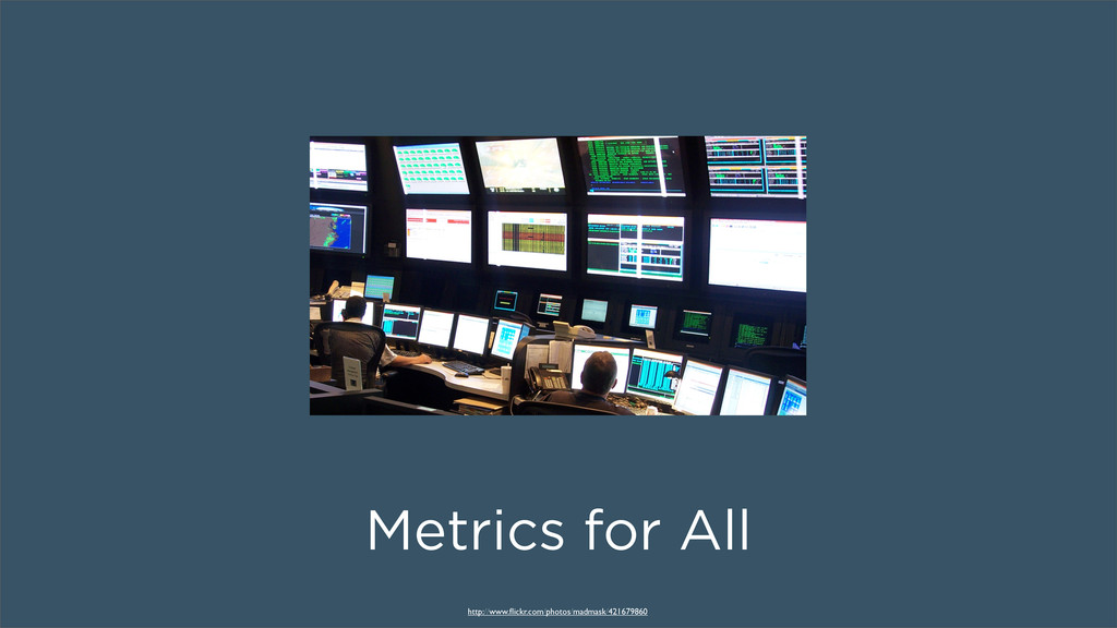 Metrics for All http://www.flickr.com/photos/mad...
