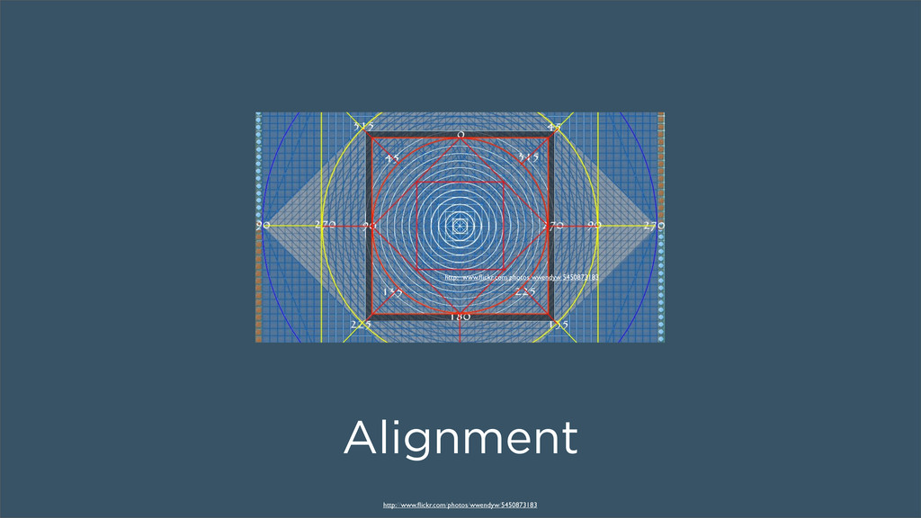 Alignment http://www.flickr.com/photos/wwendyw/5...