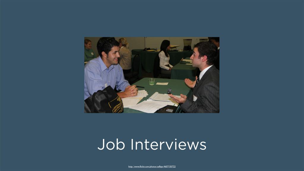 Job Interviews http://www.flickr.com/photos/usfb...