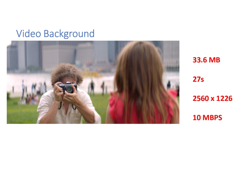 Video Background 33.6 MB 27s 2560 x 1226 10 MBPS