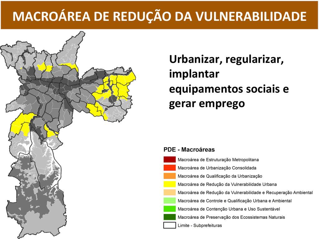 MACROÁREA DE REDUÇÃO DA VULNERABILI...