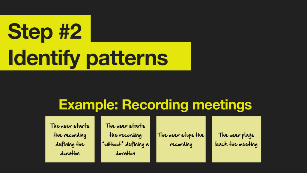 Step #2