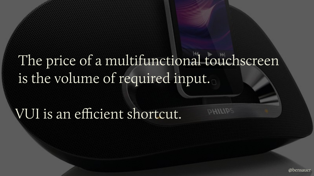 The price of a multifunctional touchscreen 