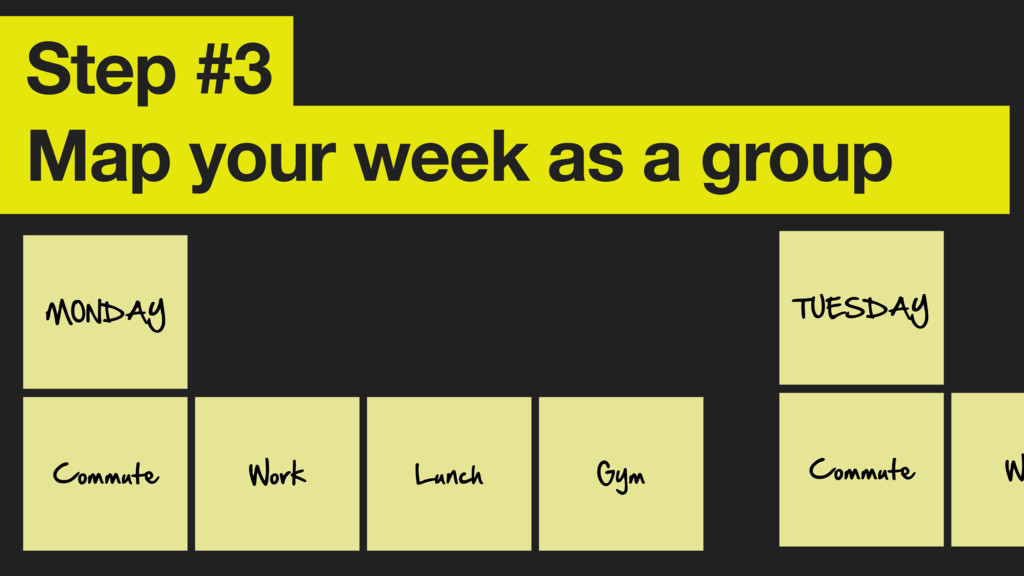 Step #3