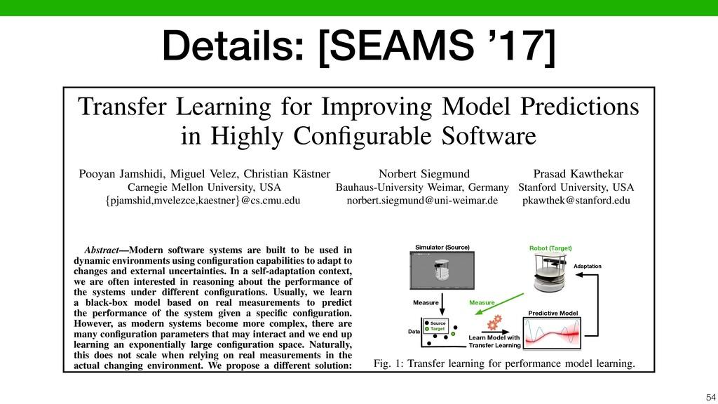 54 Transfer Learning for Improving Model Predic...