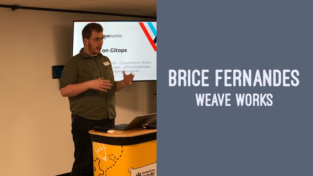 BRICE FERNANDES WEAVE WORKS