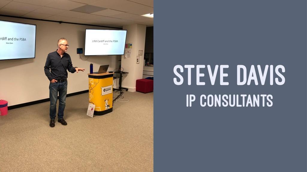 STEVE DAVIS IP CONSULTANTS