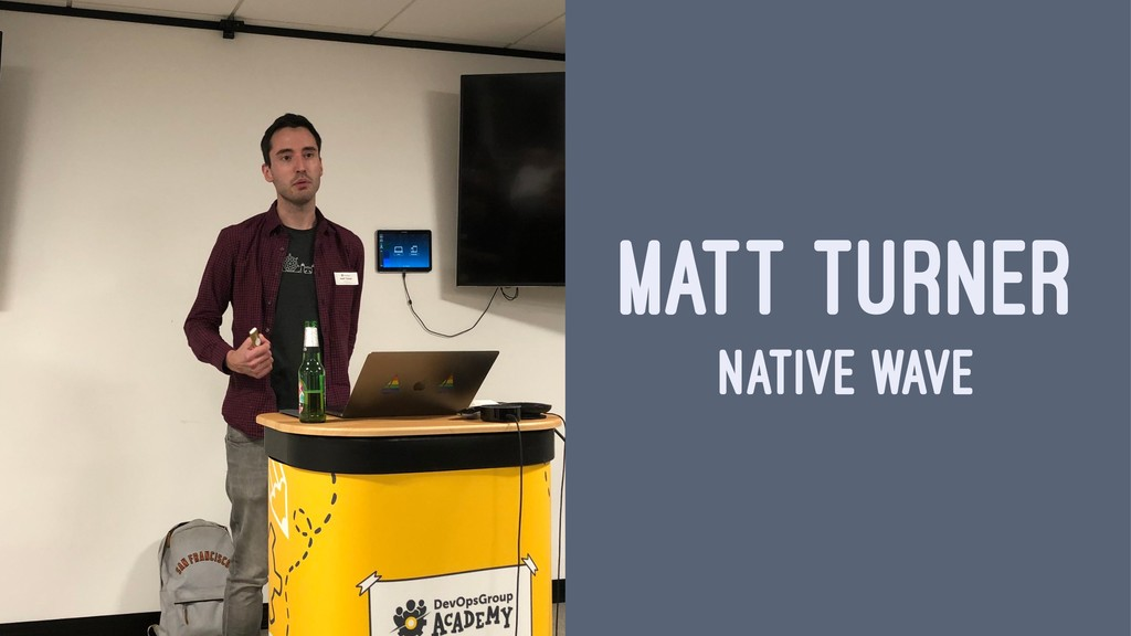 MATT TURNER NATIVE WAVE