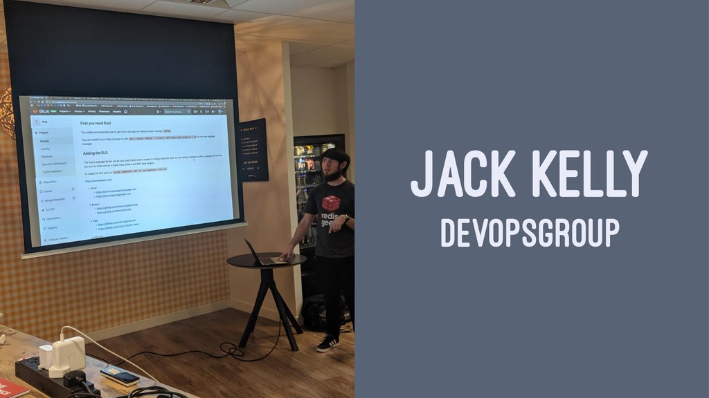JACK KELLY DEVOPSGROUP