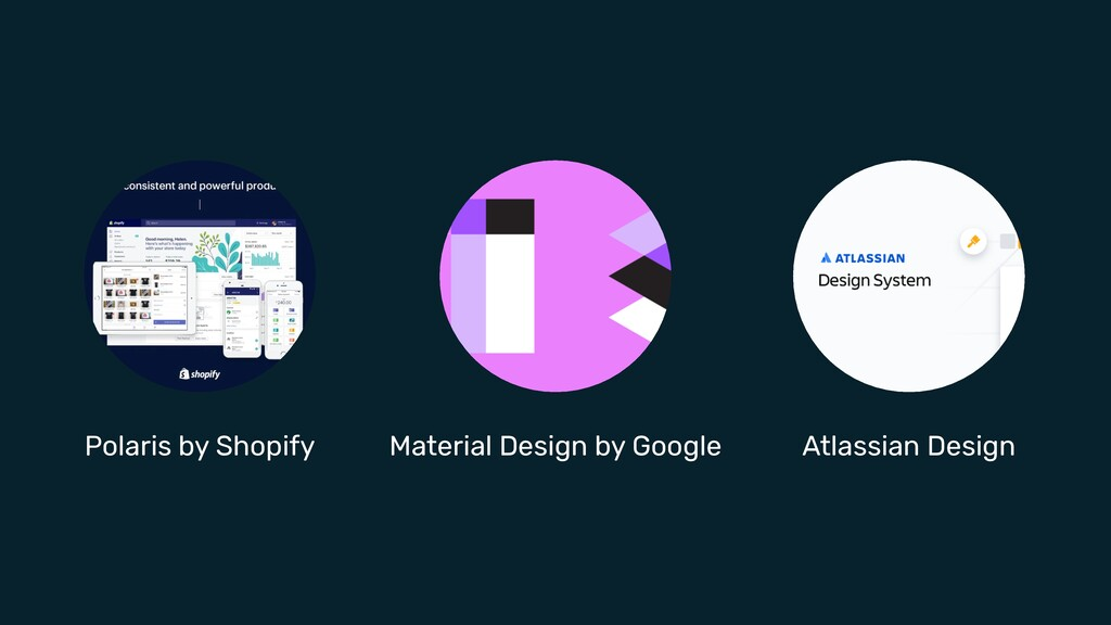 Polaris by Shopify Material Design by Google At...