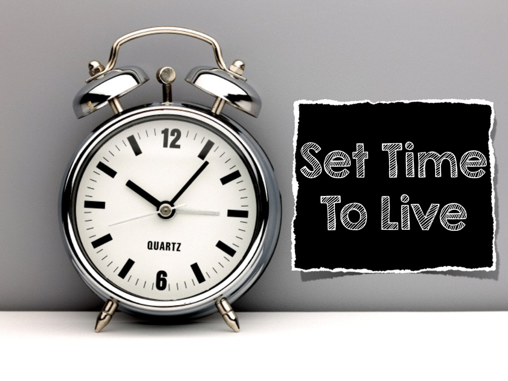 Set Time To Live