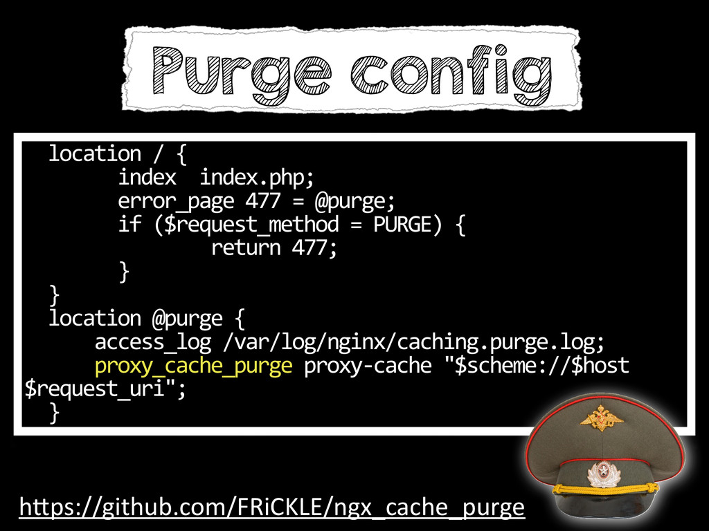 h&ps://github.com/FRiCKLE/ngx_cache_purge  ...