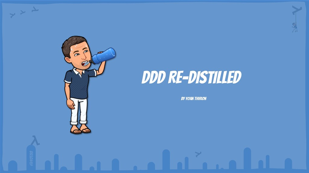@yot88 DDD RE-DISTILLED