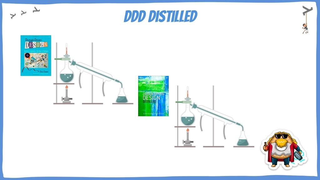 DDD distilled