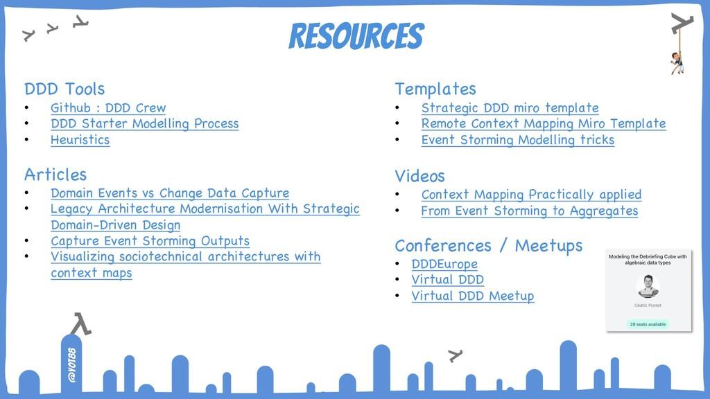 @yot88 Resources DDD Tools • Github : DDD Crew ...