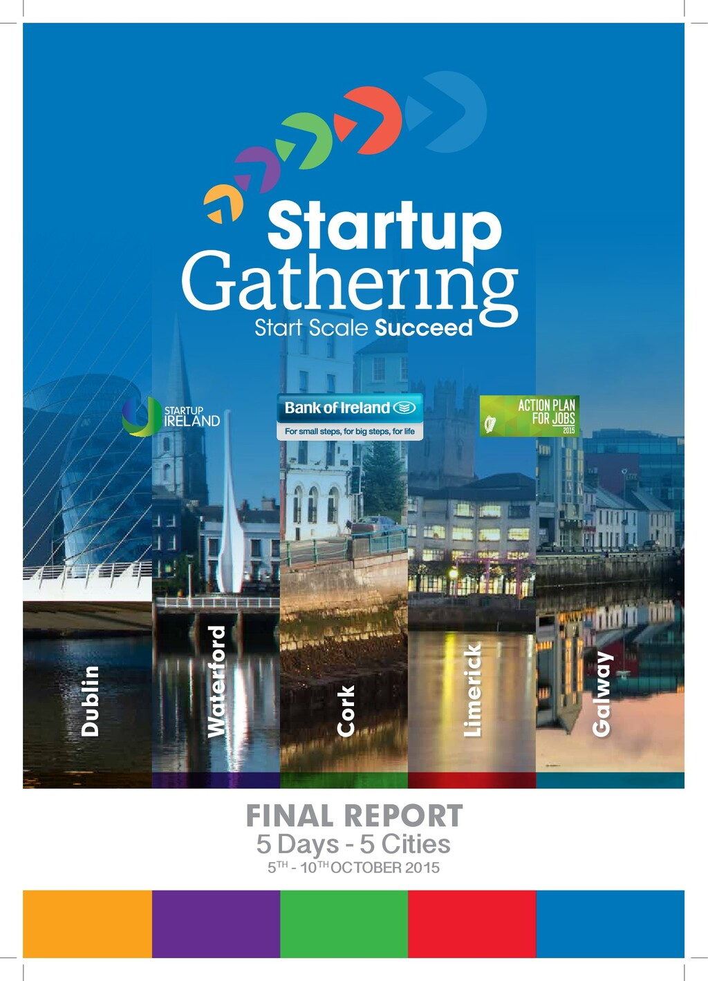 Startup Gathering 2015 Final Report 5TH - 10TH ...