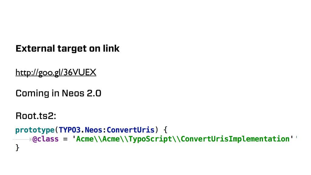 External target on link http://goo.gl/36VUEX Co...