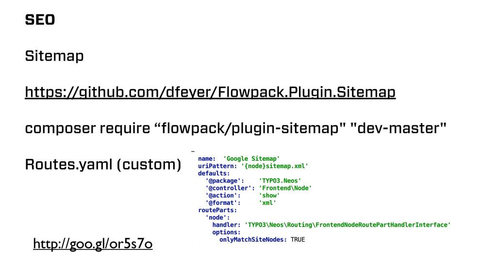 SEO Sitemap https://github.com/dfeyer/Flowpack....