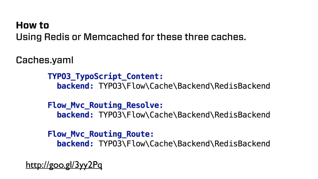 How to Using Redis or Memcached for these three...