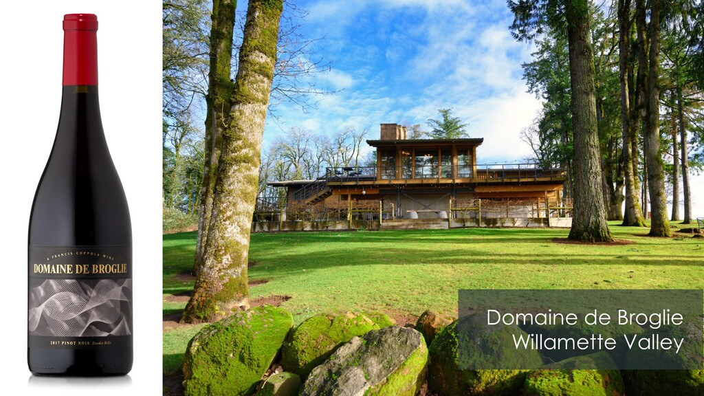 Domaine de Broglie Willamette Valley
