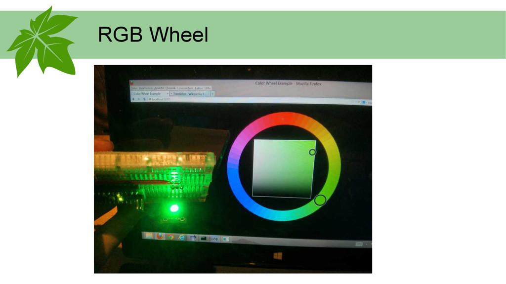 RGB Wheel