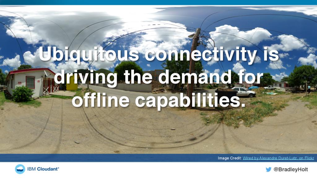 @BradleyHolt! Ubiquitous connectivity is drivin...