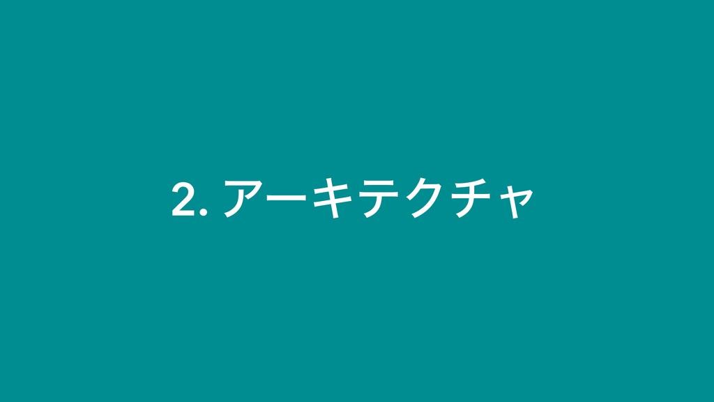 2. ΞʔΩςΫνϟ
