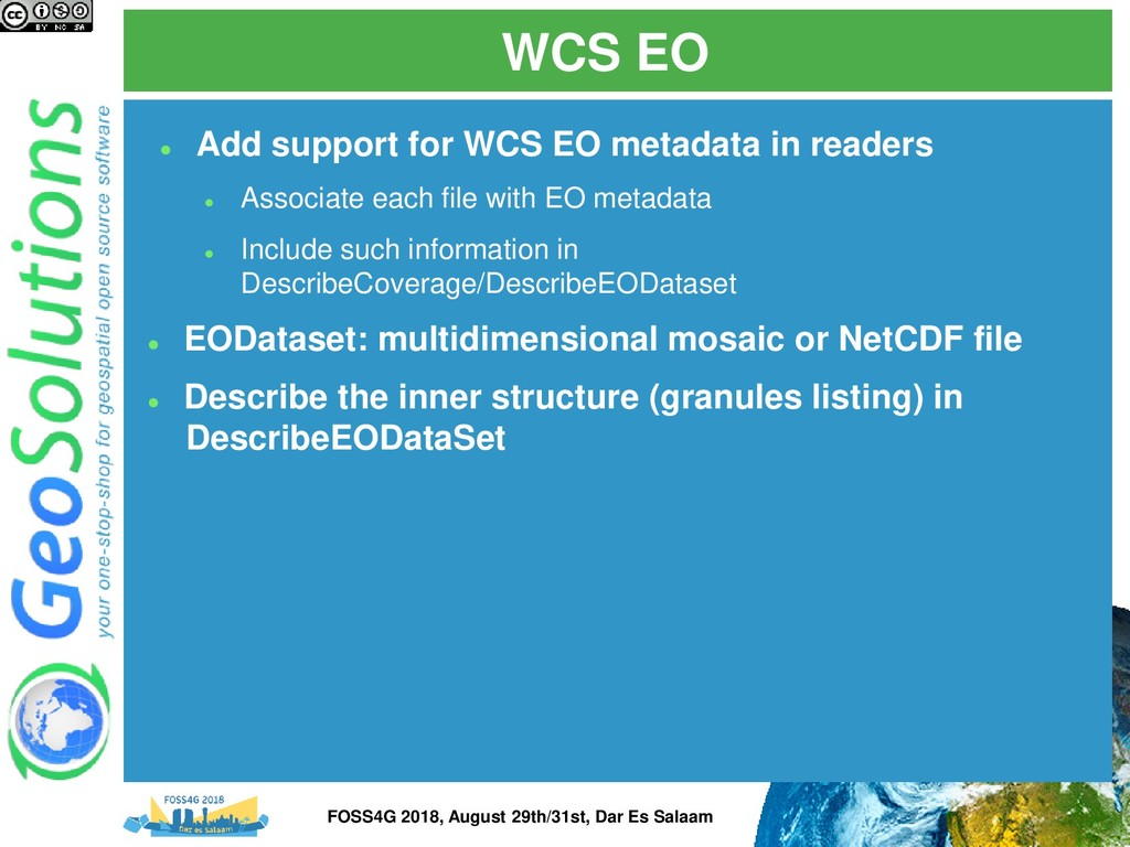 WCS EO ⚫ Add support for WCS EO metadata in rea...