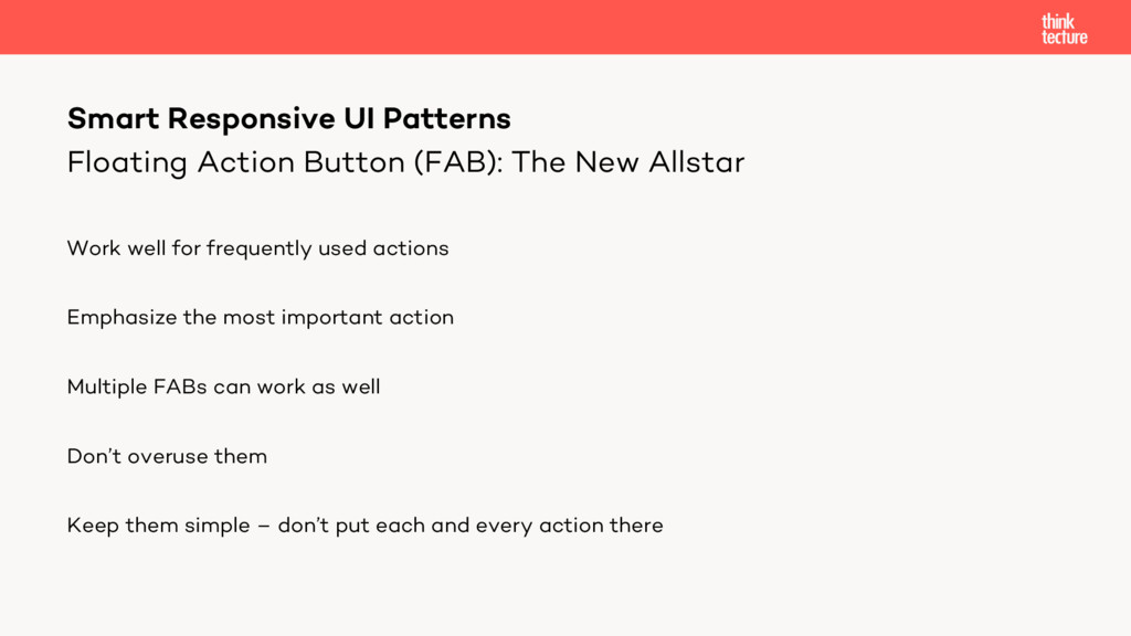 Floating Action Button (FAB): The New Allstar W...