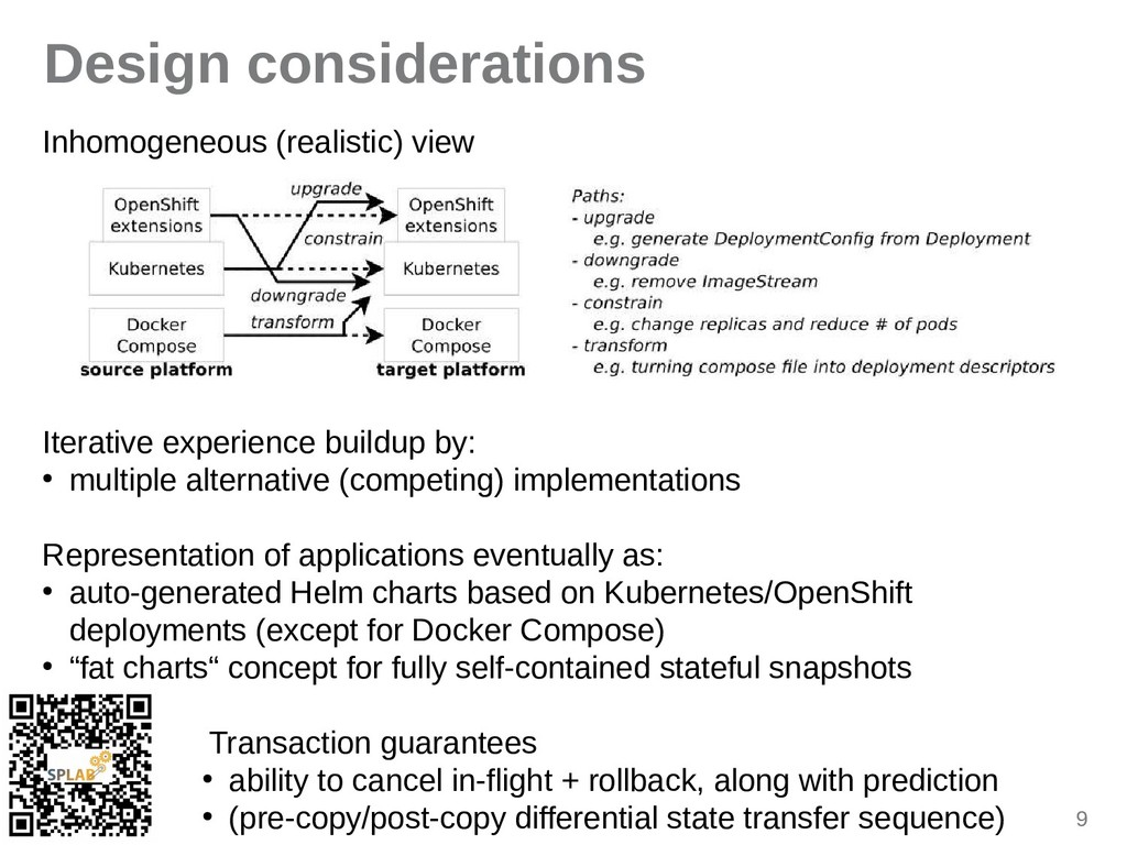 9 Design considerations Inhomogeneous (realisti...