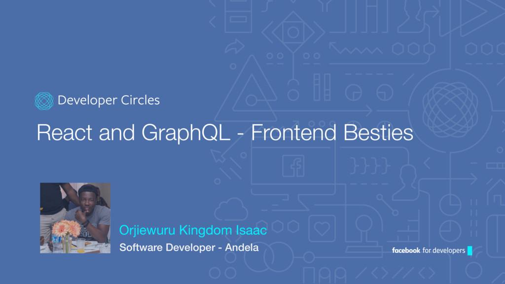 Orjiewuru Kingdom Isaac Software Developer - An...