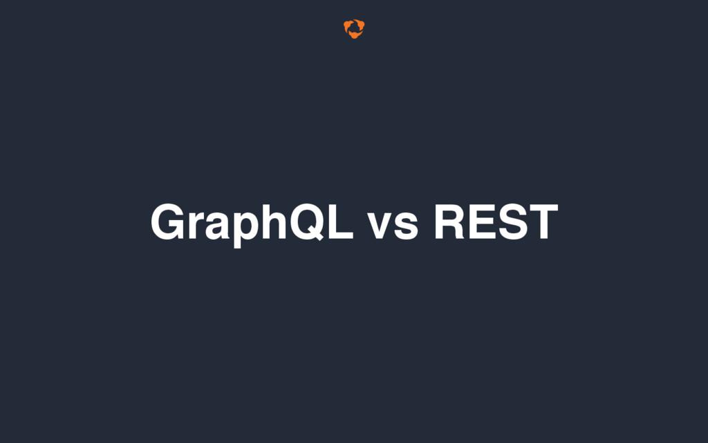 GraphQL vs REST