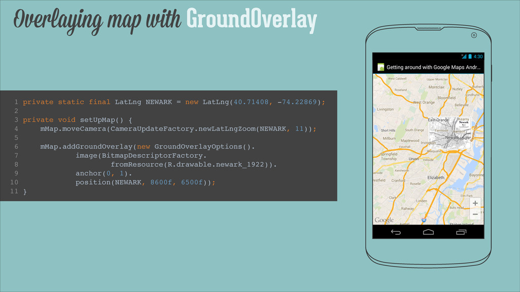 Overlaying map with GroundOverlay 1 private sta...