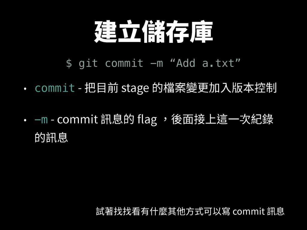 䒊用⮭㶸䏨 ˖ commit䪾湡TUBHF涸墂呪隶刿⸈Ⰵ晝劥䱾ⵖ ˖ -m...