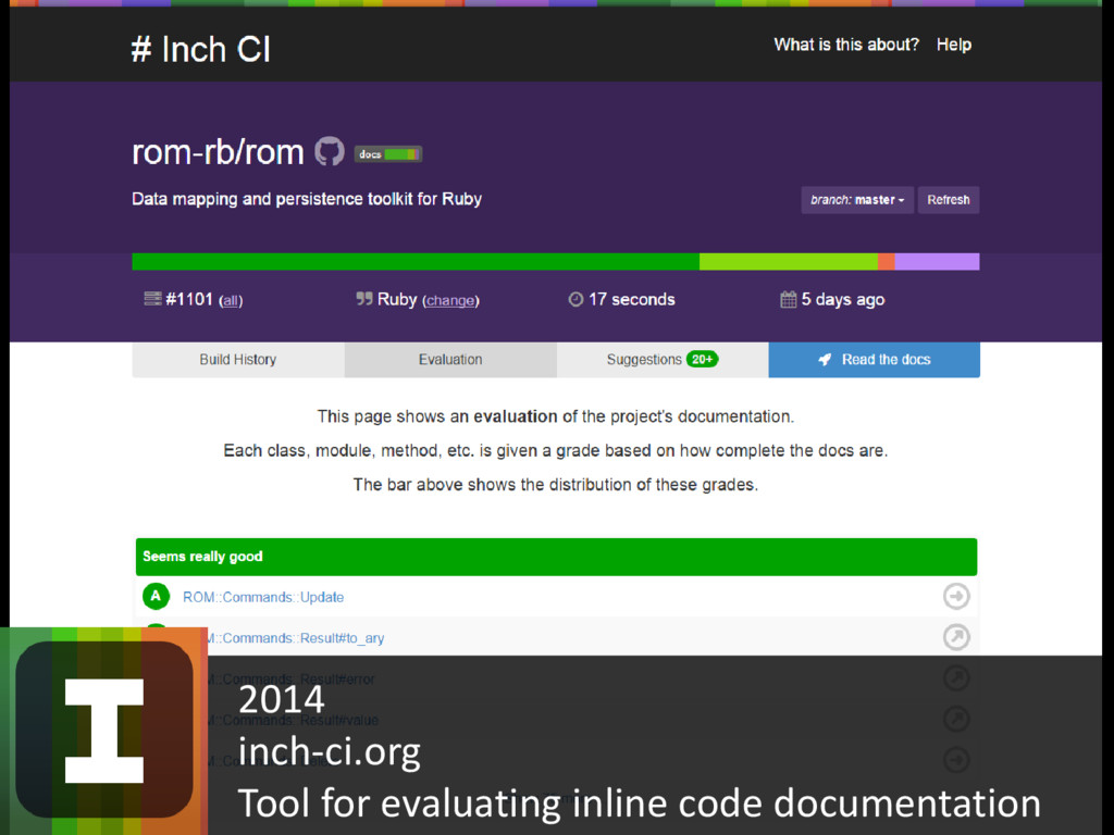 2014 inch-ci.org Tool for evaluating inline cod...
