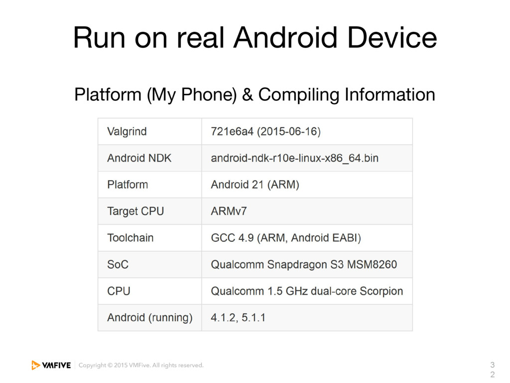 3 2 Run on real Android Device Platform (My Pho...