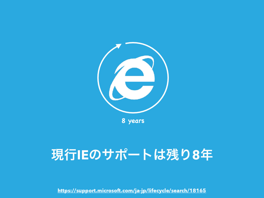 ݱߦIEͷαϙʔτΓ8 https://support.microsoft.com/ja...