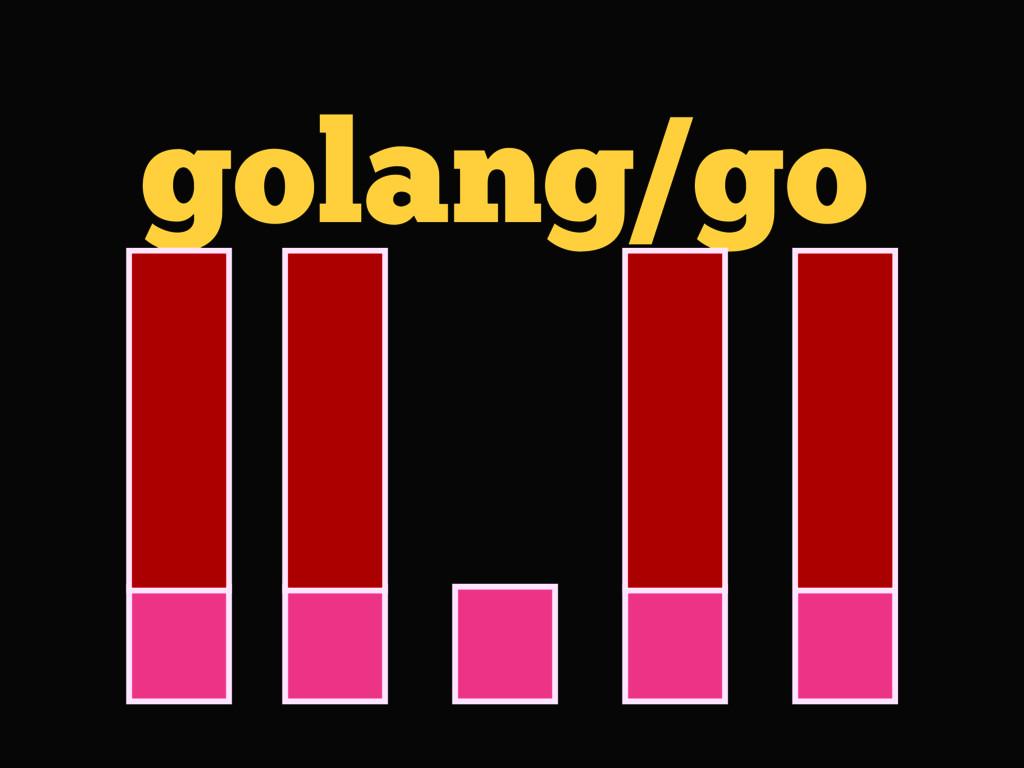 golang/go