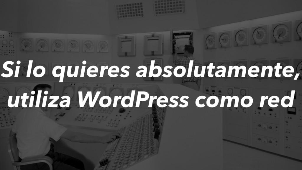 Si lo quieres absolutamente, utiliza WordPress ...