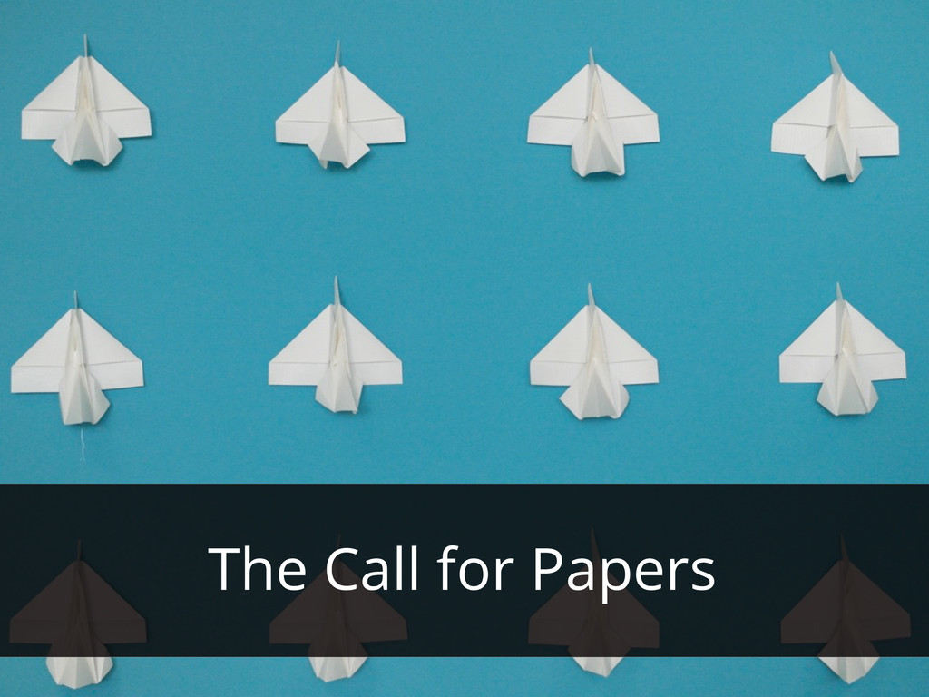 The Call for Papers