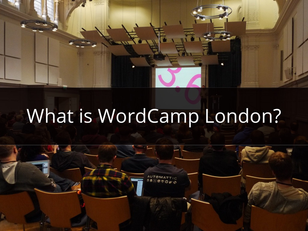 What is WordCamp London?